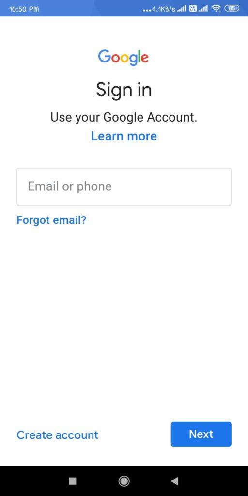 email id kaise banate hain