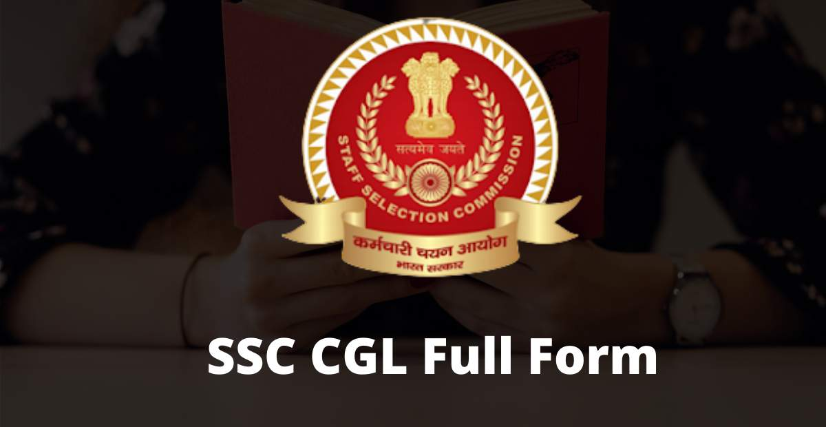 ssc cgl full form