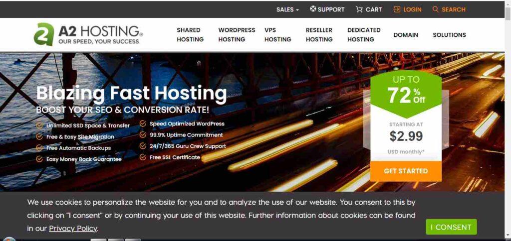 A2 hosting buy kare
