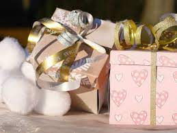 gift packing kaam