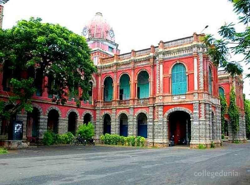 प्रेसीडेंसी कॉलेज, चेन्नई