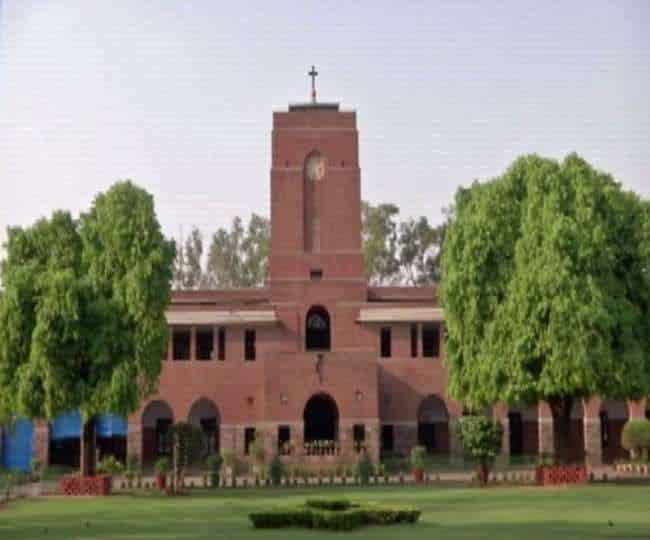 सेंट स्टेफिन्स कॉलेज, दिल्ली विश्वविद्यालय